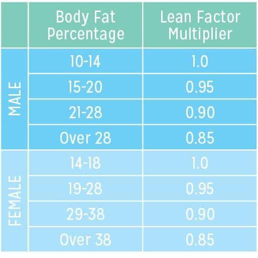 Lean Factor Multiplier