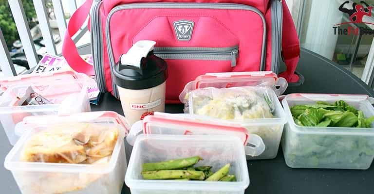 How To Bring Healthy Food When Traveling