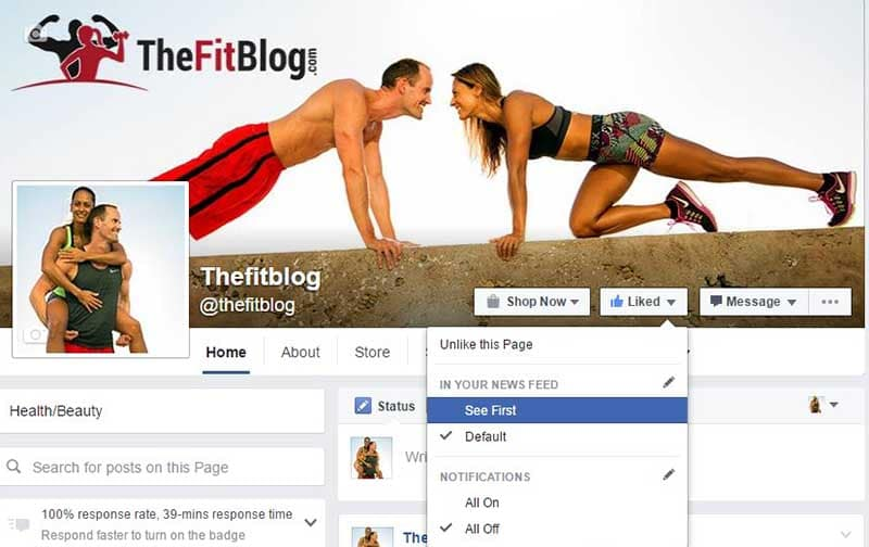 How to always see new posts on Facebook