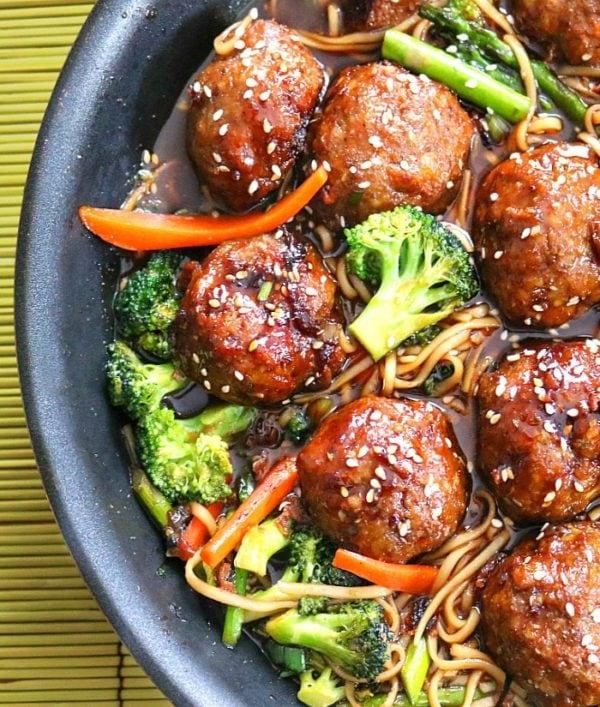 Chicken Metballs