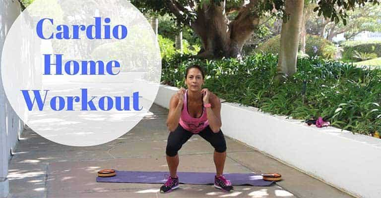 Fit With Diabetes Challenge Cardio Workout #3