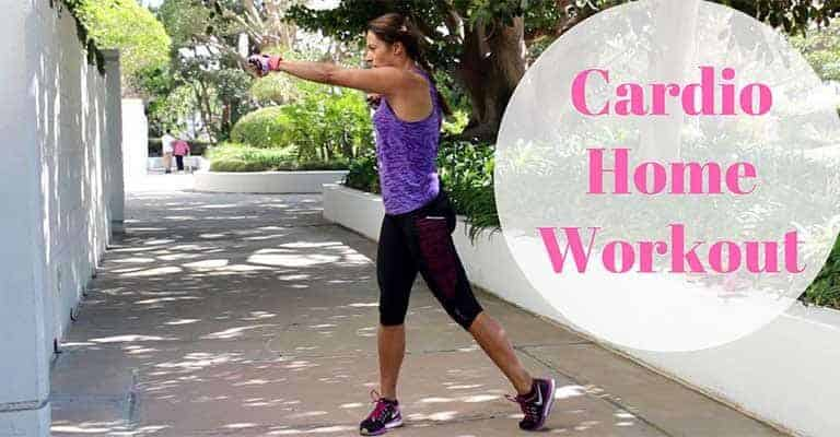 Fit With Diabetes Challenge Cardio Workout #4