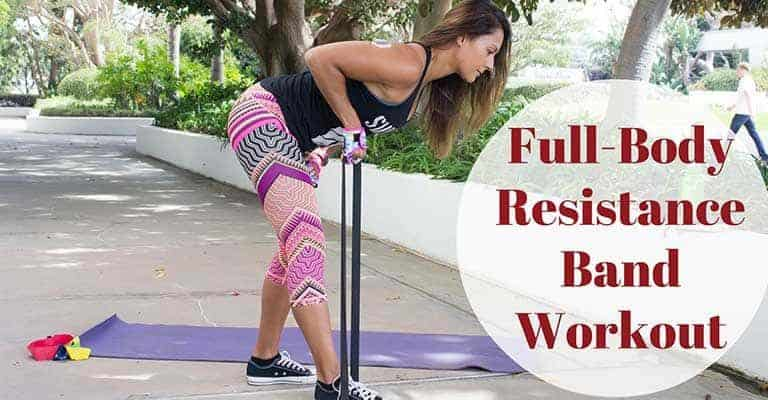 Fit With Diabetes Challenge Resistance Training Workout #1