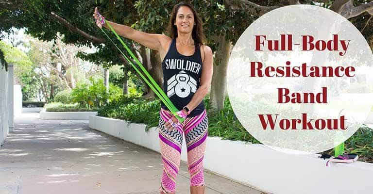 Fit With Diabetes Challenge Resistance Training Workout #2