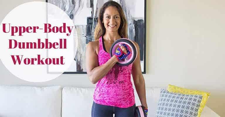 Upper-Body Dumbbell Workout