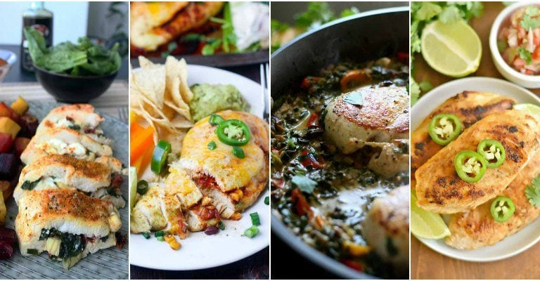 12 Healthy Low-Carb Chicken Recipes That Taste Amazing