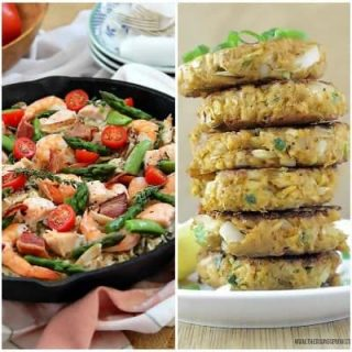 10 Healthy Low-Carb Seafood Recipes