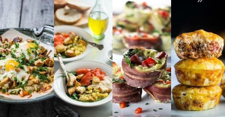 10 Low-Carb Breakfast Ideas for Diabetics