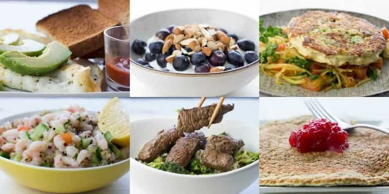 Fit with Diabetes Meal Plan #3