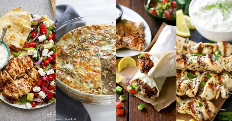 10 Healthy and Diabetes Friendly Lunch Recipes