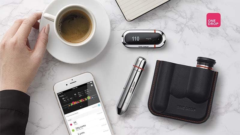 One Drop Blood Glucose Meter