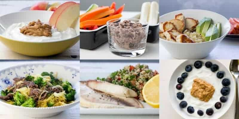 Fit With Diabetes Meal Plan #2