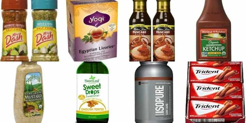 Low carb options to spice up your life