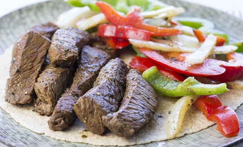 Marinated Beef Tacos
