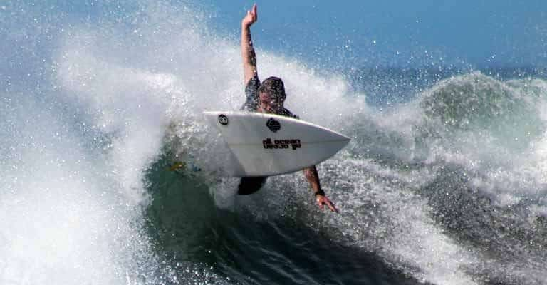 Surfing with Type 1 Diabetes