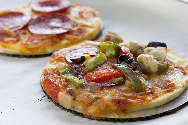 Low carb pizza review