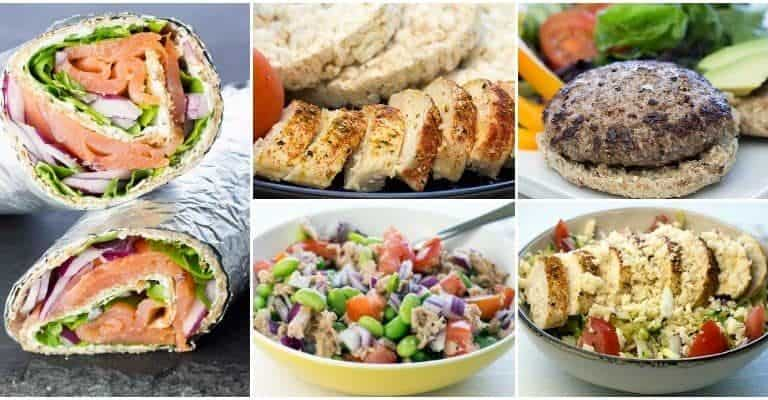 Strong With Diabetes Meal Plan #1