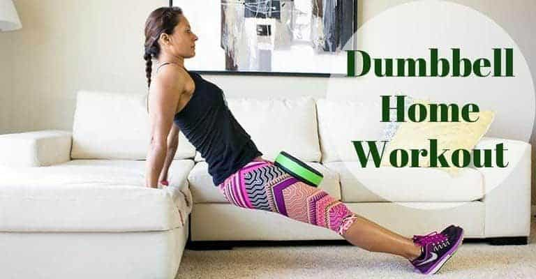 30-Minute Dumbbell Home Workout
