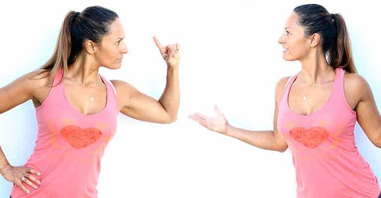 Building Mental Strength with Positive Inner Talk