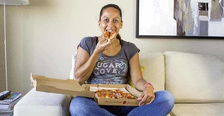 Bolusing for Pizza…and Other High-Carb, High-Fat Meals