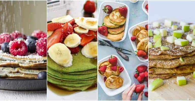 7 Diabetes-Friendly Pancake Recipes (Low-Carb)