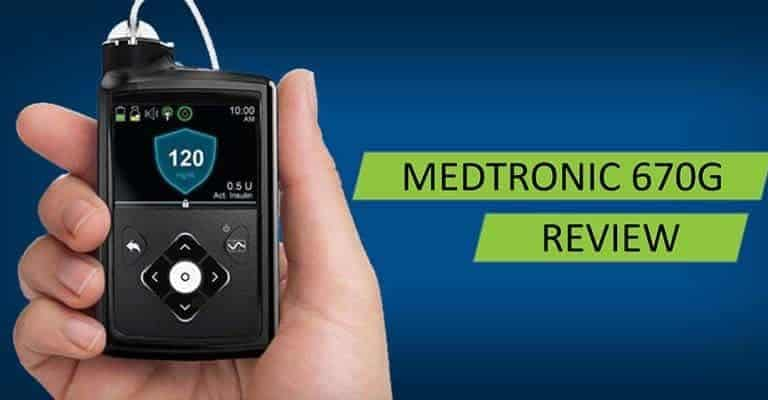 Detailed Review of the MiniMed 670G from Medtronic